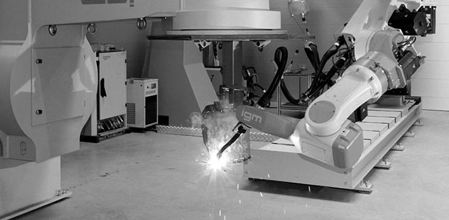 Automated welding and cutting